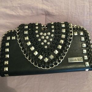 Nicole Lee clutch